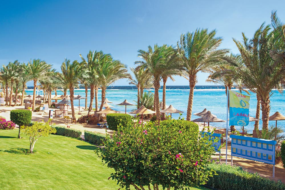 Club Calimera Habiba Beach Der Strand